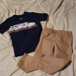 Carter's Size 3T Outfit